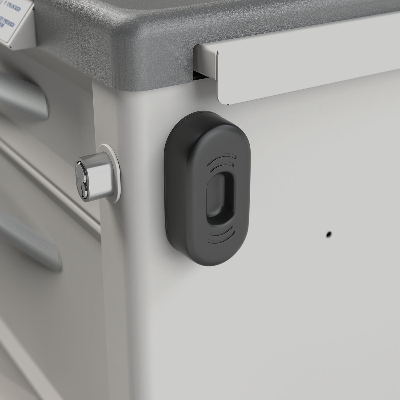 Phoenix LTC Med Cart Proximity Lock