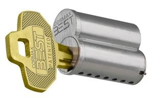BEST Exchangeable Core Lock