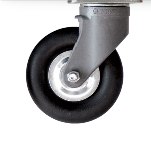 5 inch rubber caster