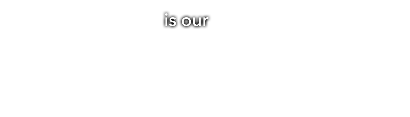 is our
