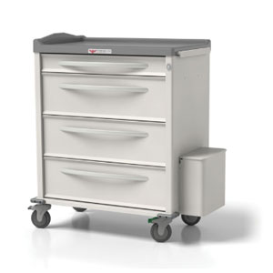Punch Card Medication Carts