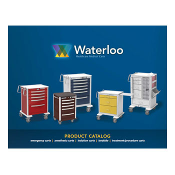 Waterloo Healthcare Medical Carts