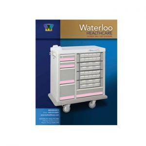 Waterloo Patient Bin Carts