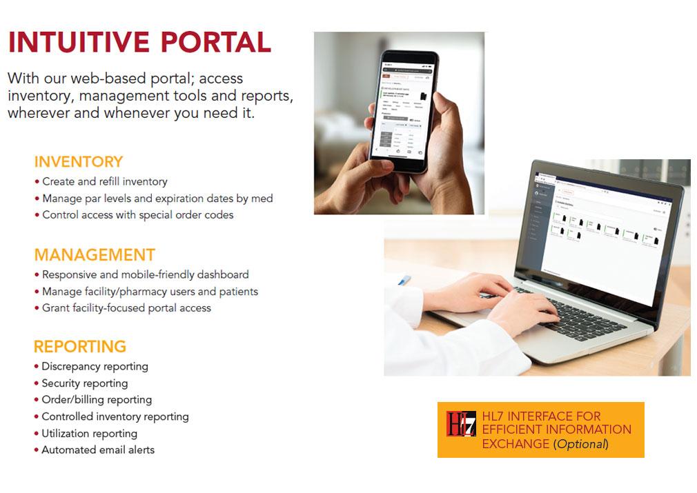 Intuitive Portal