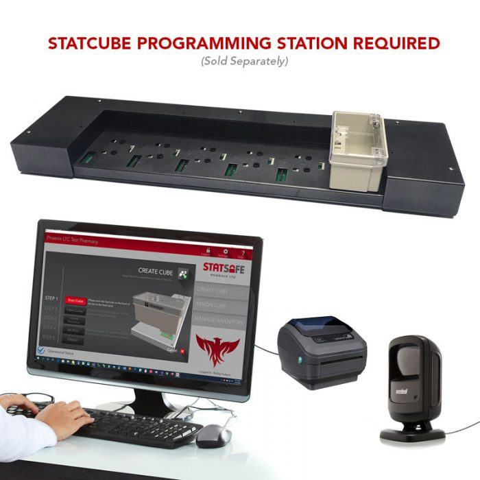 StatCube Programming Station Kit