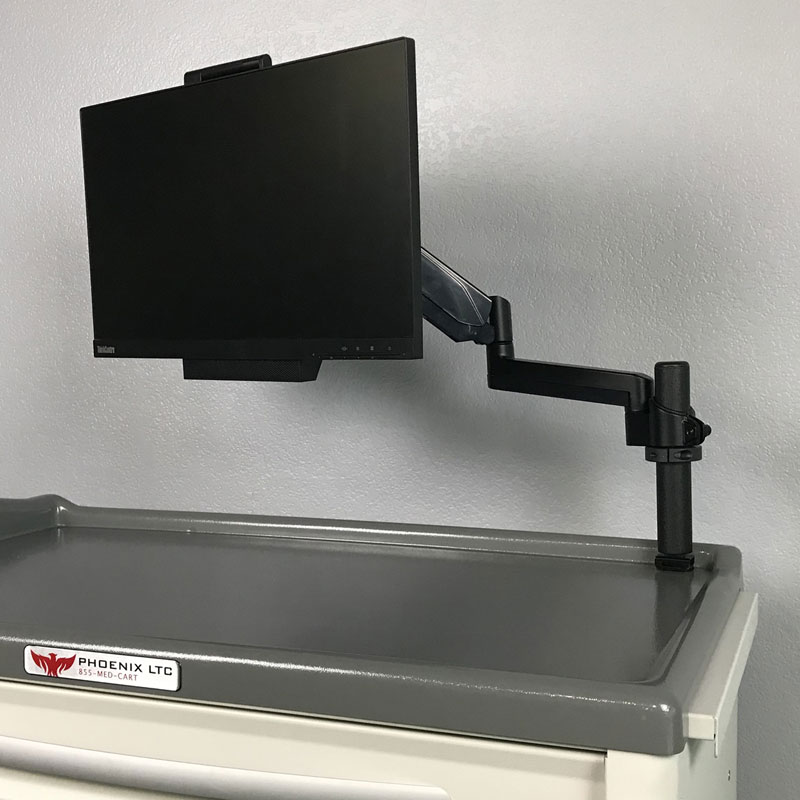 Single Arm Monitor Mount