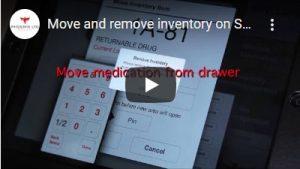 Move and Remove Inventory