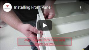 Installing Front Panel