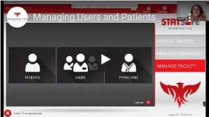 Managing Users and Patients