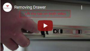 Removing Drawer