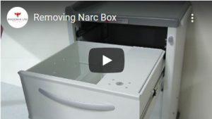 Removing Narc Box