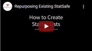 Repurpose Existing StatSafe